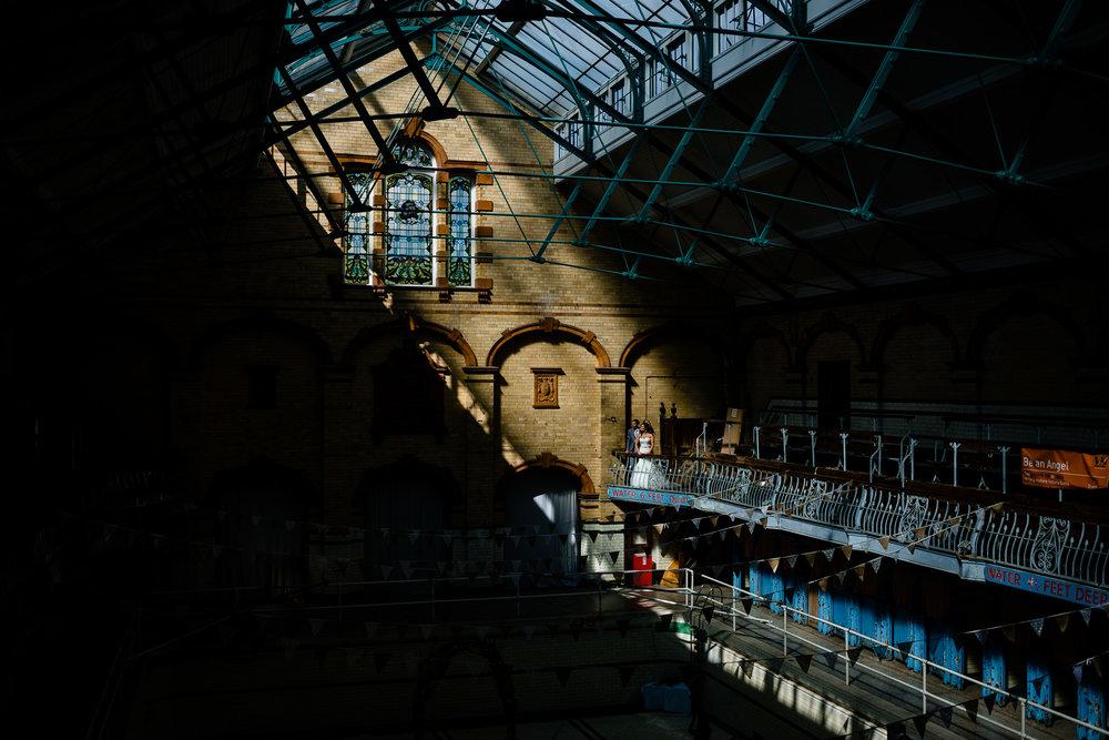 KIRSTY & KIRK - Victoria Baths, Manchester