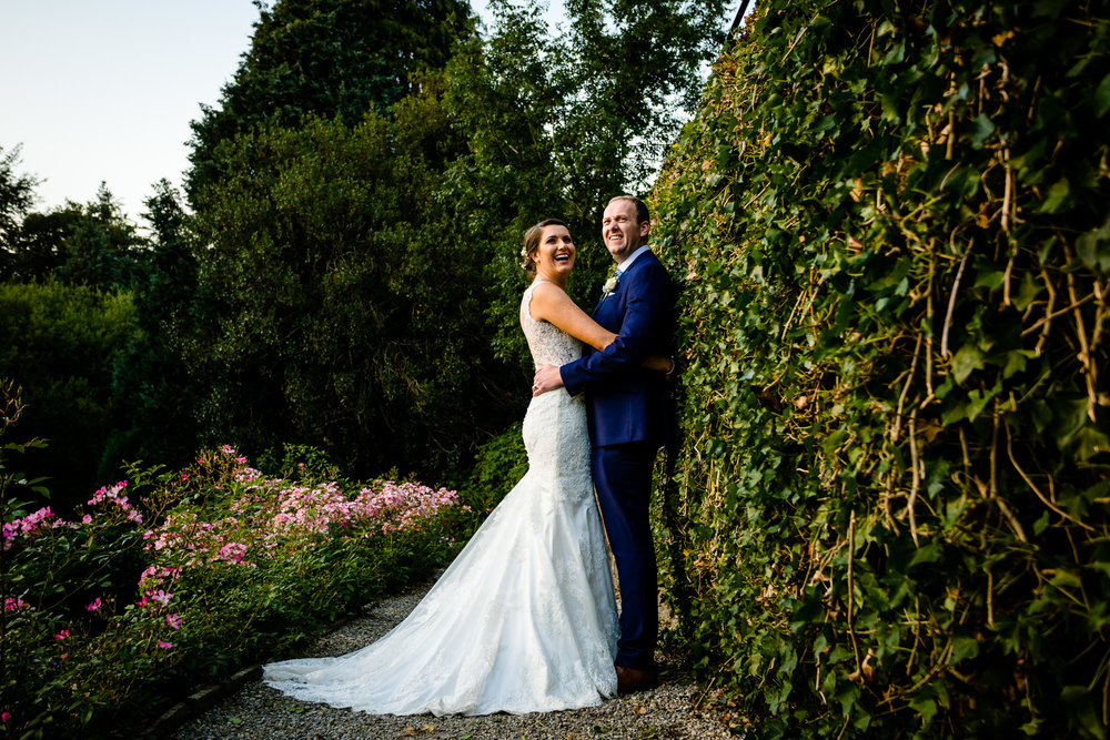 CLAIRE & DAMIEN - Mitton Hall, Clitheroe