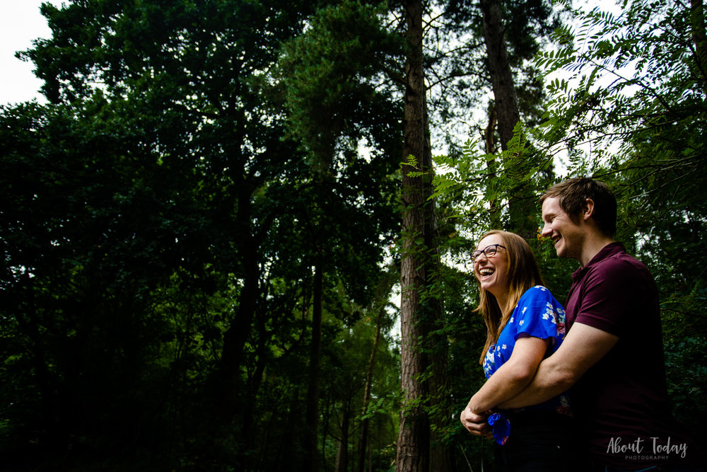 NICOLA & DAVE - Delemere Forest