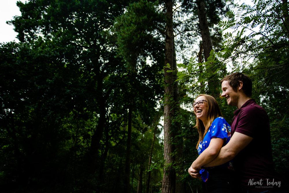NICOLA & DAVE - Delemere Forest