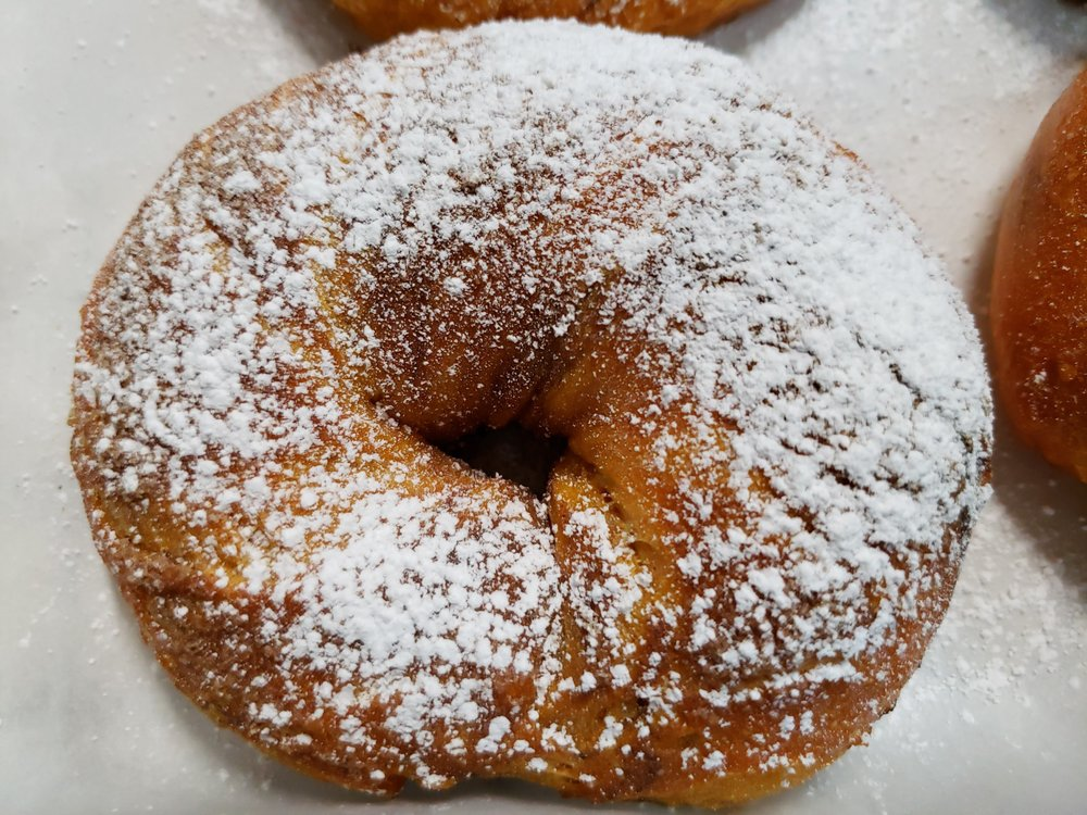 French Toast Bagel $2.40
