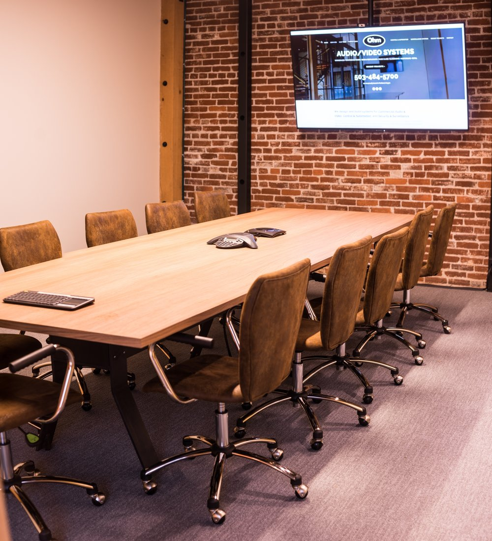 Conference Rooms & Offices