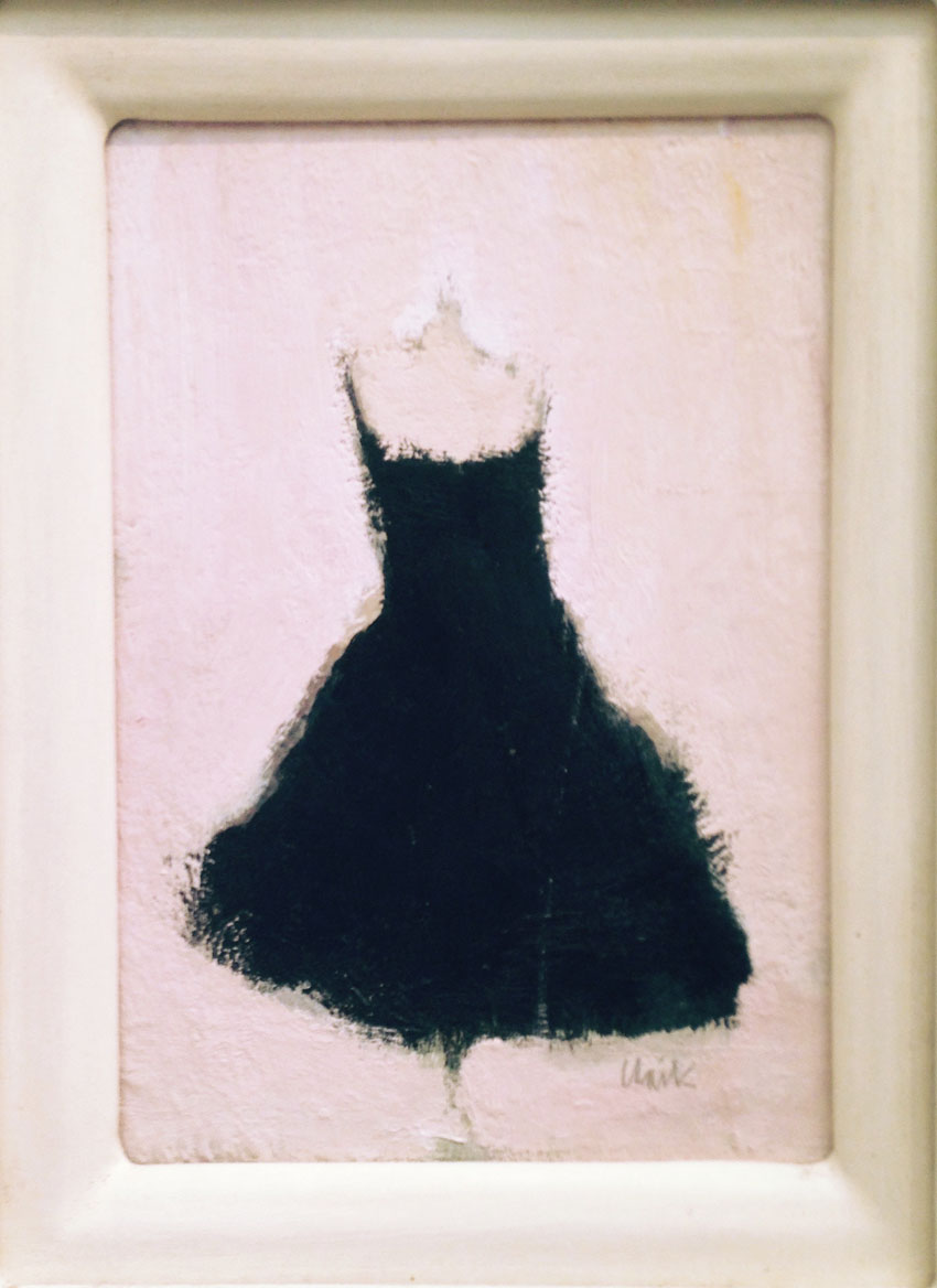 Michael G Clark, 'A Perfect LBD' Lime Tree Gallery