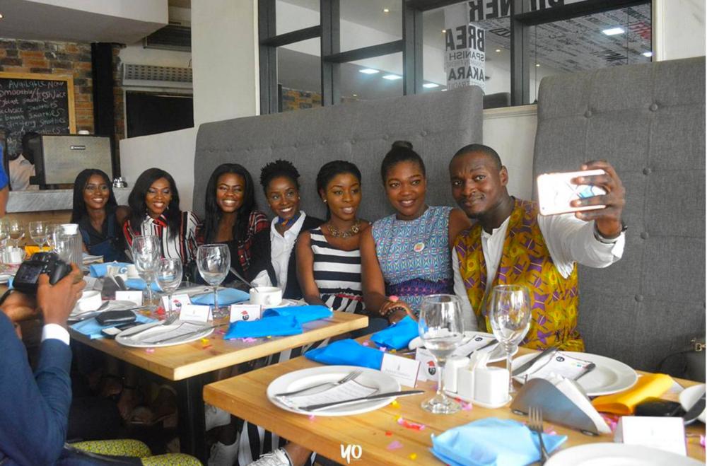 Omobolanle ,  Ada,  Toyosi,  Leestyleport ,  Ololade , Amaka & Godwin