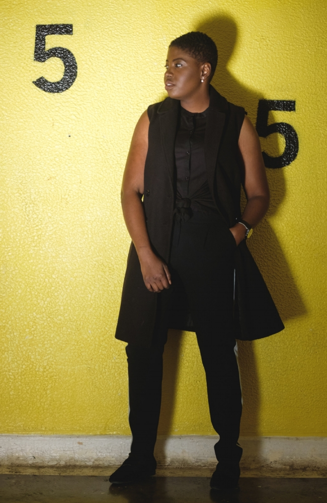 Street Style X All Black