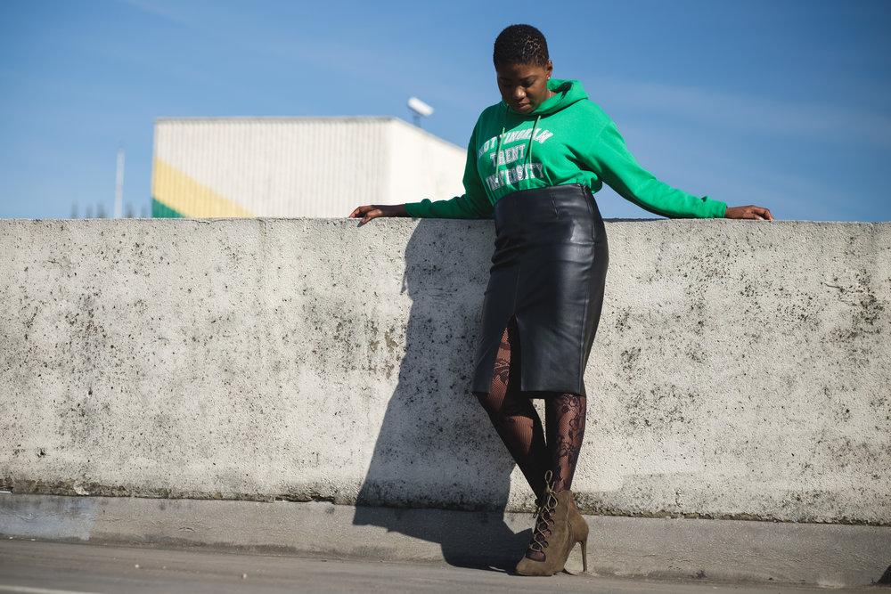 Street Style X She Hulk