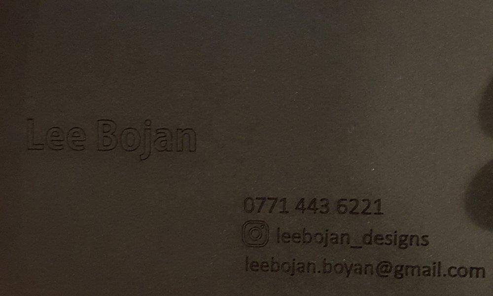 Style Medium| Lee Bojan Designs