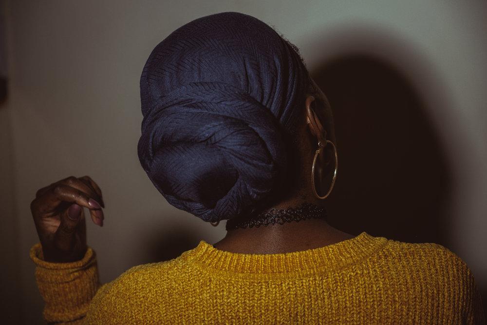 Style Medium  Head-Wrap Lookbook