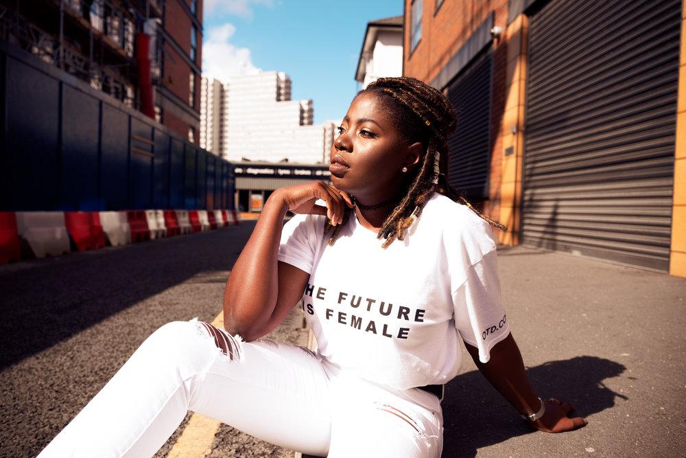 The Future is Female   Style Medium