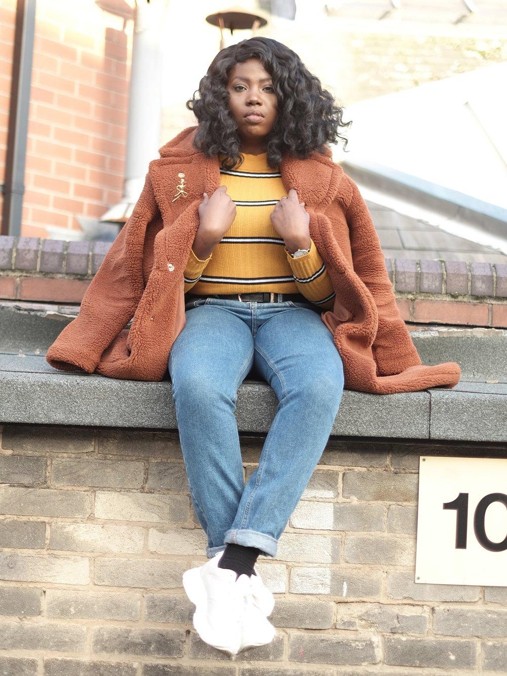 Teddy Coat | Style Medium