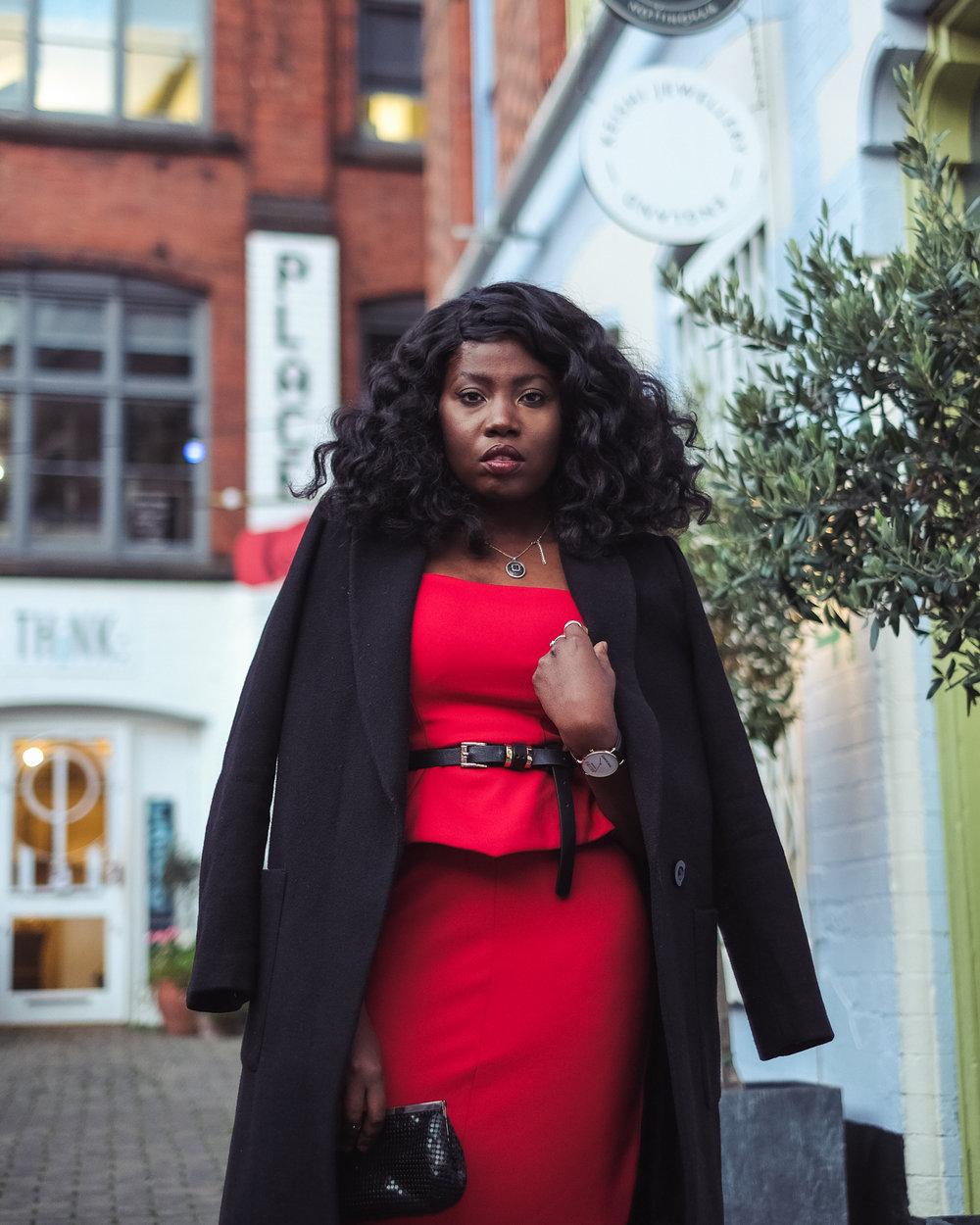The Red Dress | Style Medium