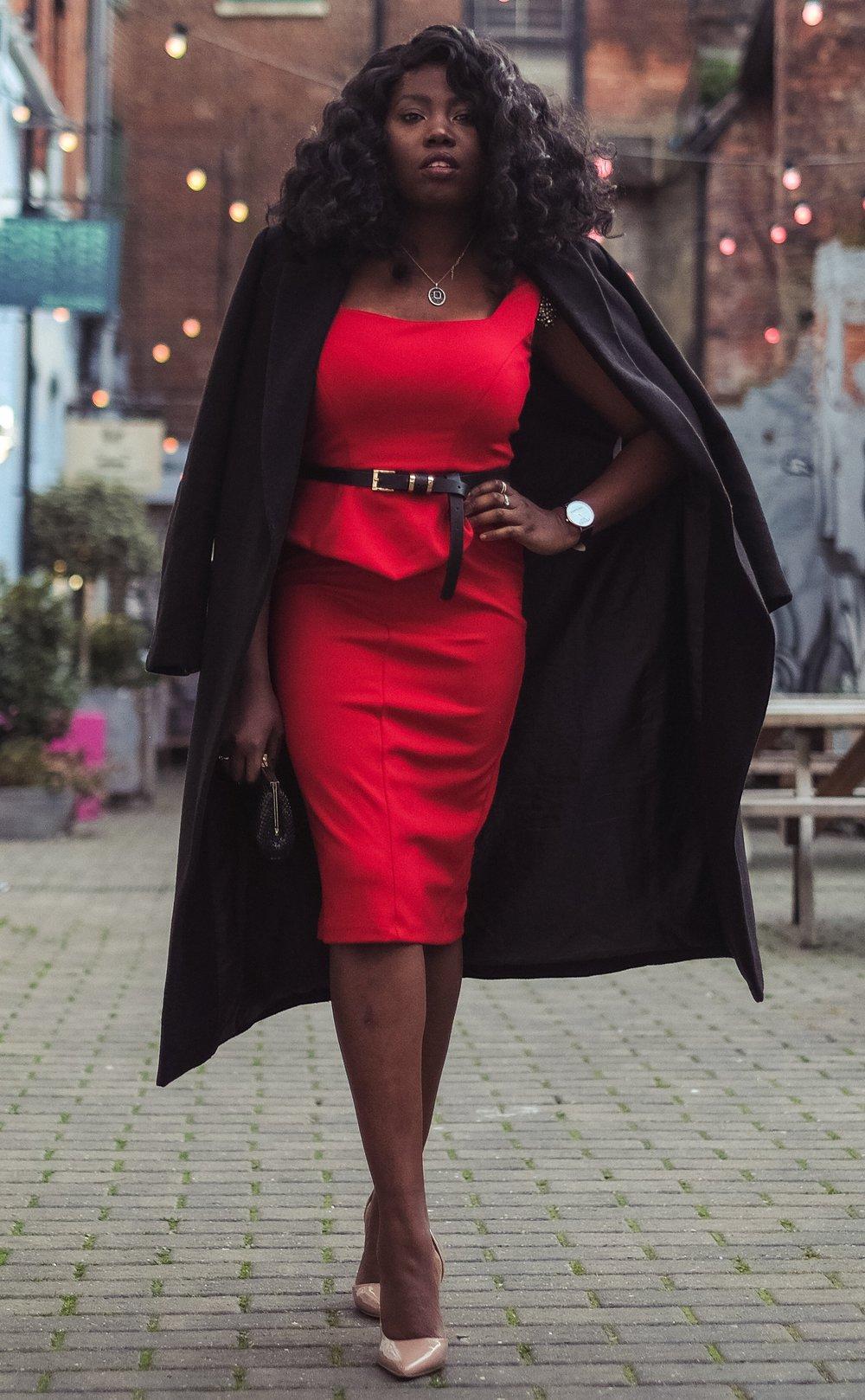 The+Red+Dress+%7C+Style+Medium