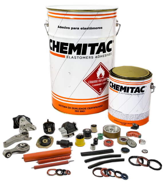 ChemSpec, Ltd. represents Dalton Dynamic's CHEMITAC line of rubber to metal bonding adhesives