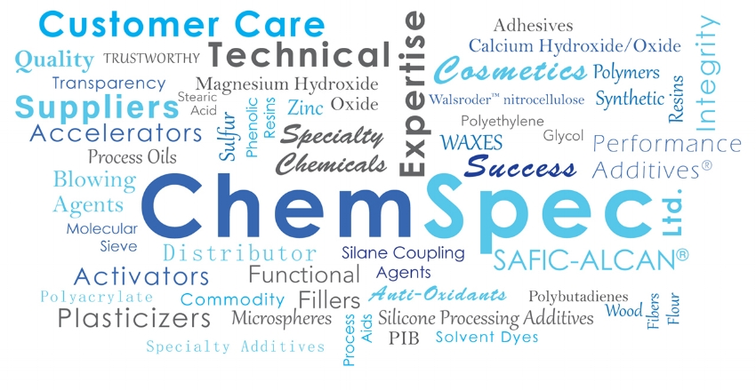 ChemSpec, Ltd distributes for world's finest chemical producers