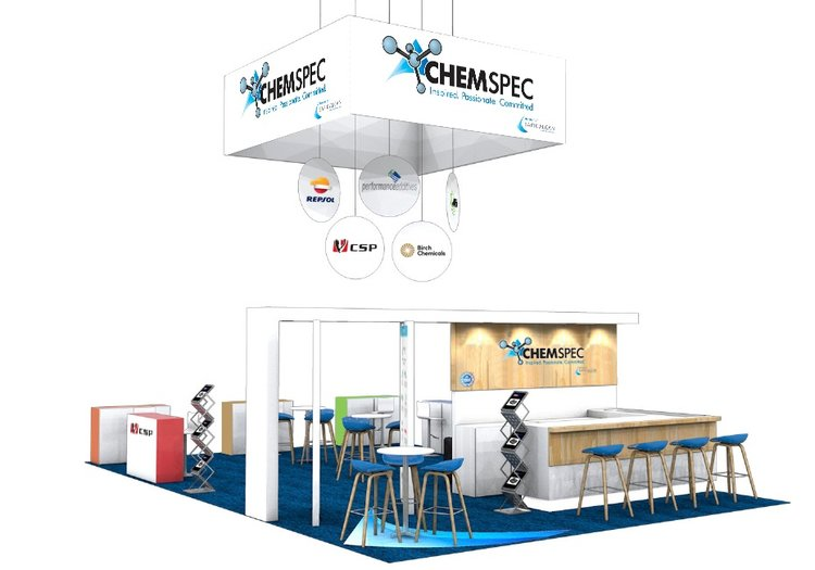 CHEMSPEC ANNOUNCES OCTOBER ACS ELASTOMER SHOW BOOTH AND