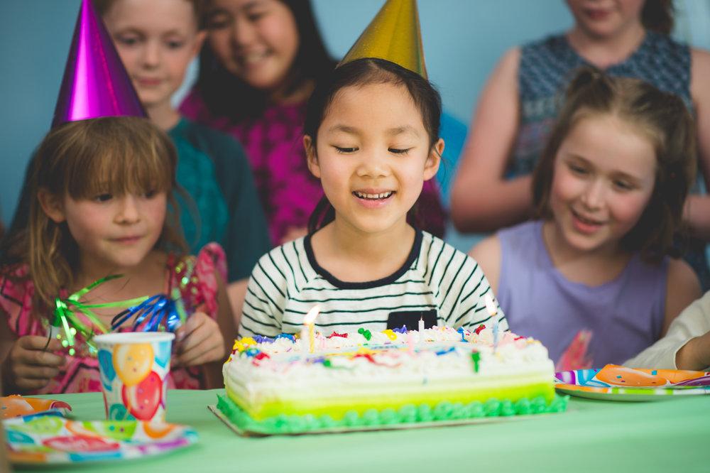 Birthday Parties Kidtropolis