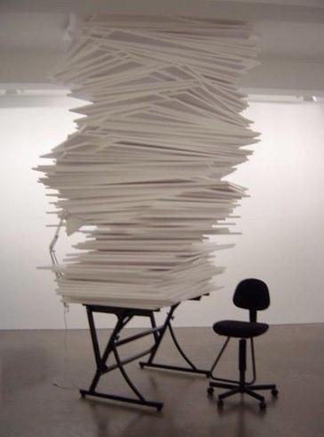 Jose Damasceno   Beyond Circumstance  Mixed media Variable Dimensions