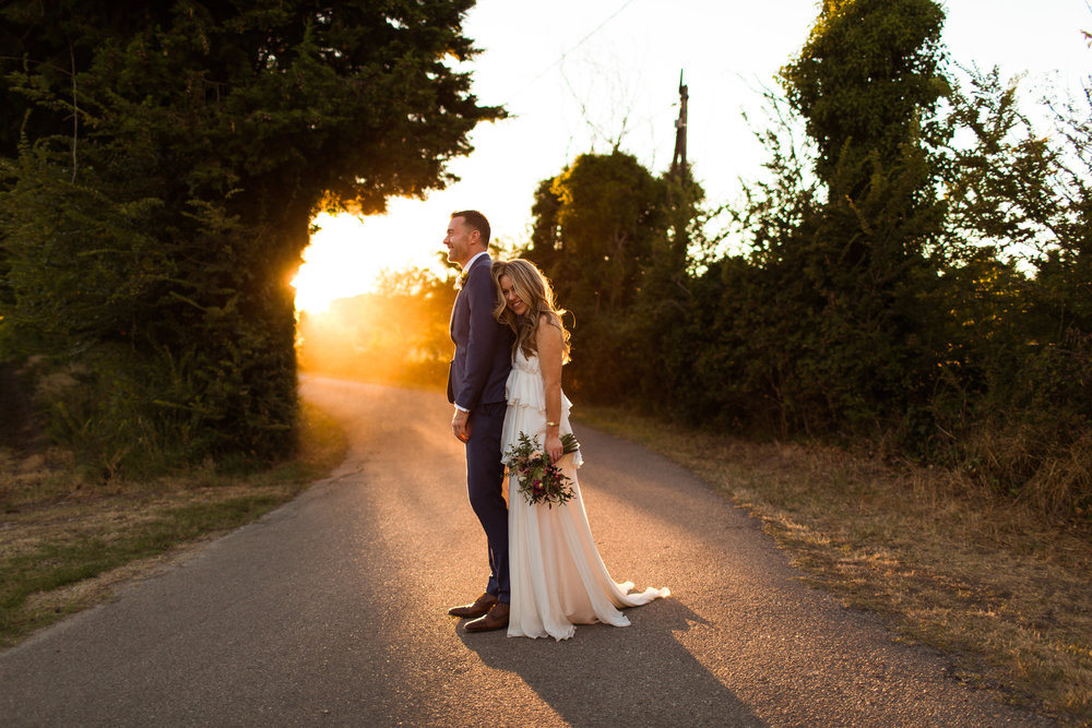 Provence Blanche Fleur Wedding