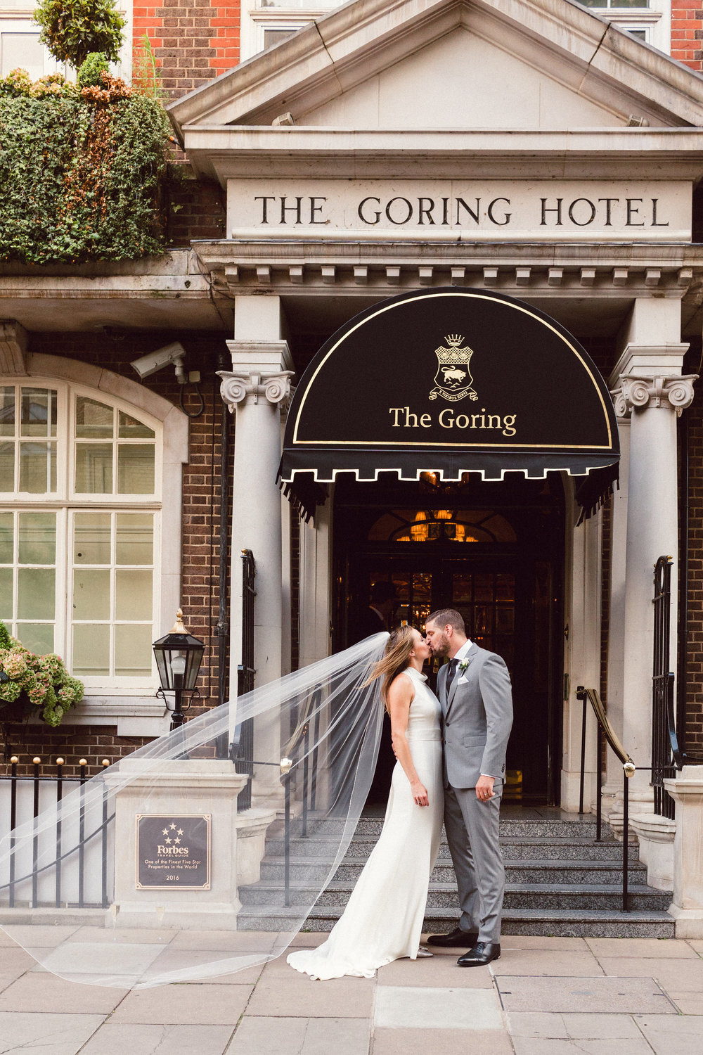 The Goring Hotel Wedding, London
