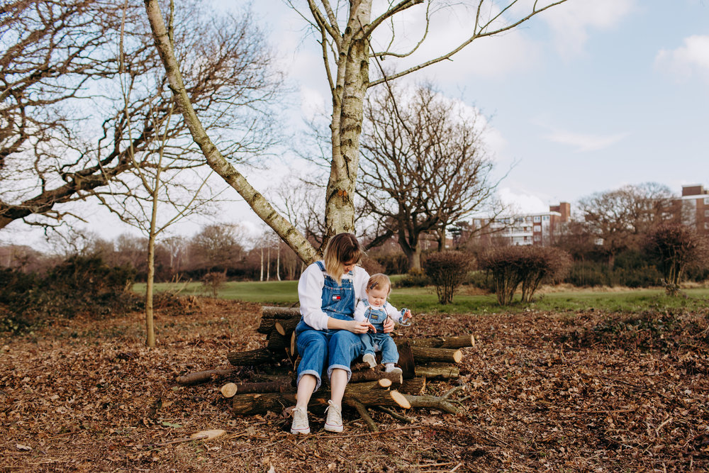 Essex Family Photography - Mini Session