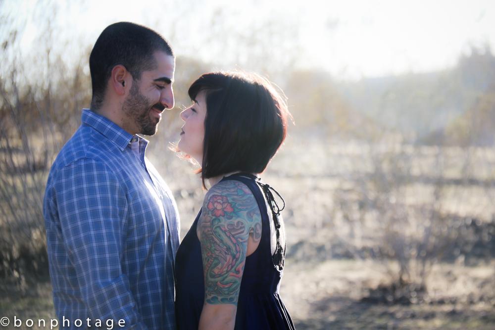 Bonphotage California Engagement Photography