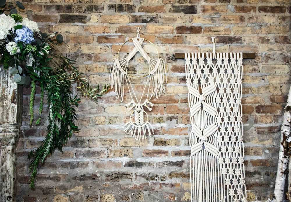 macrame by Amy Zwikel Studio