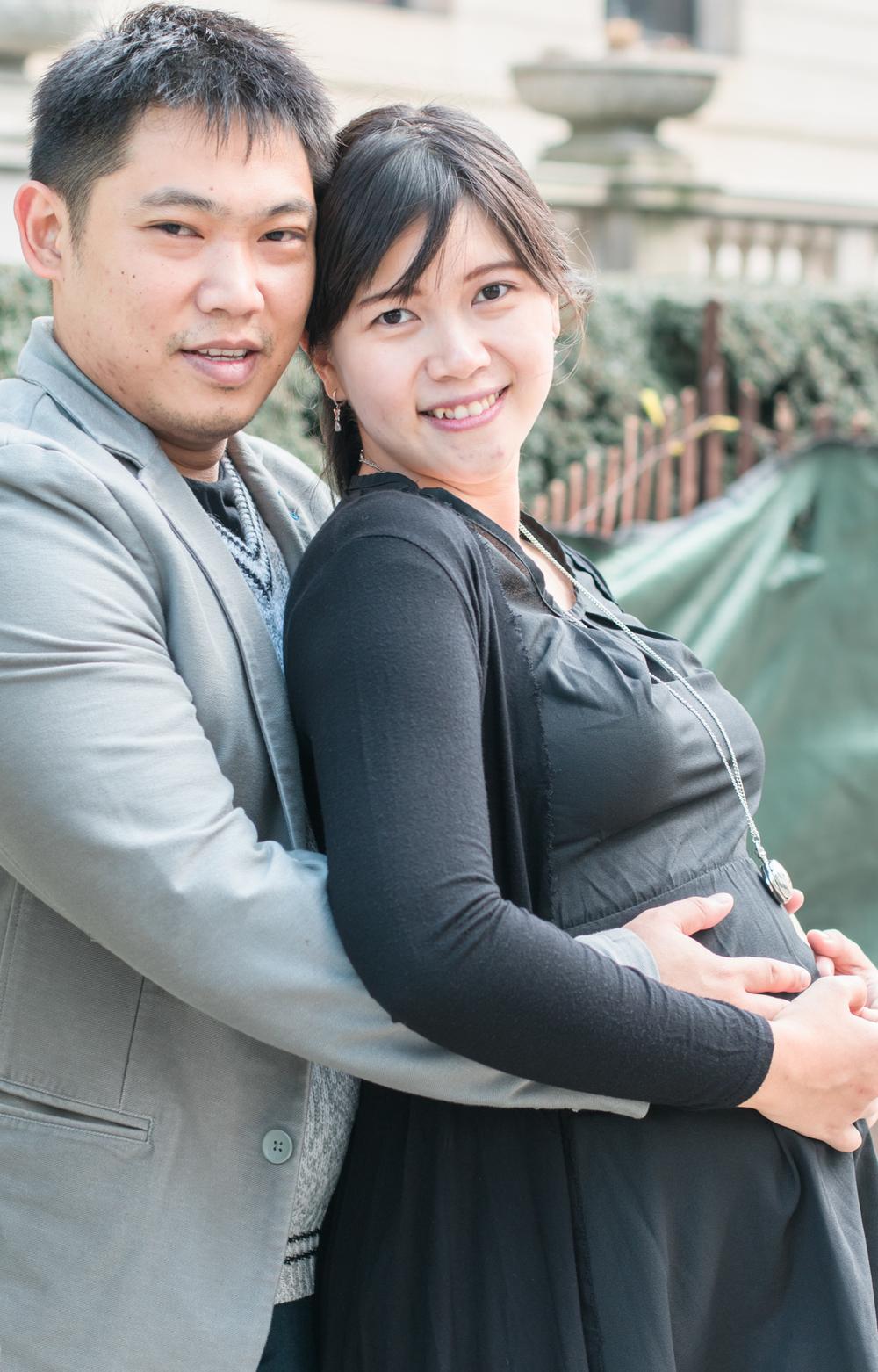Chicago Maternity Photo