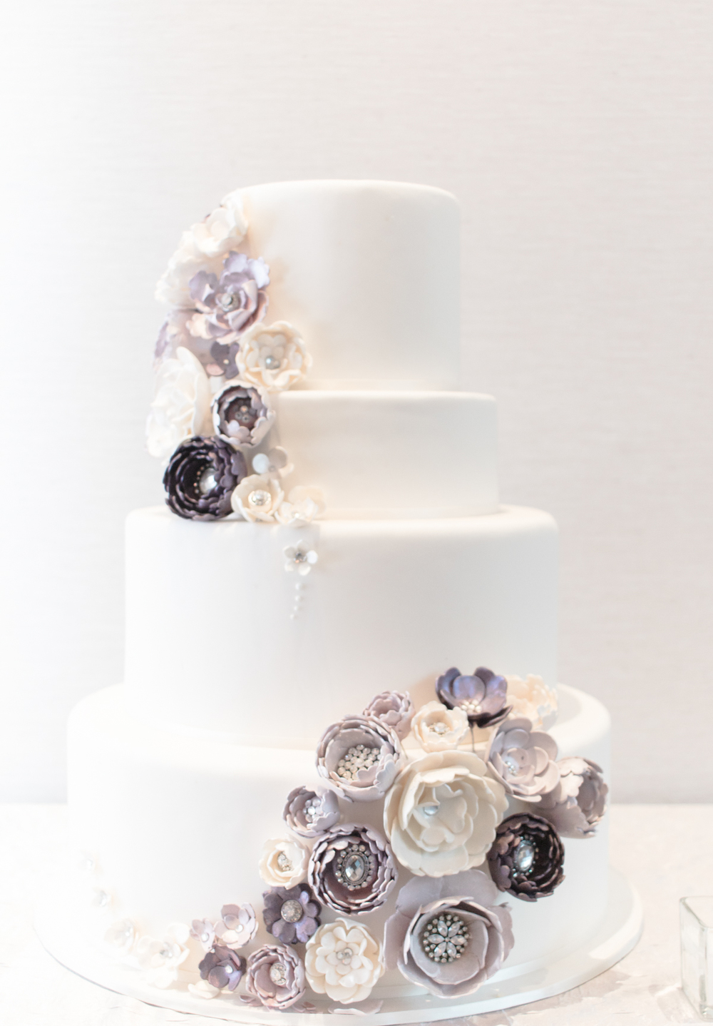 Amy Beck Wedding Cake