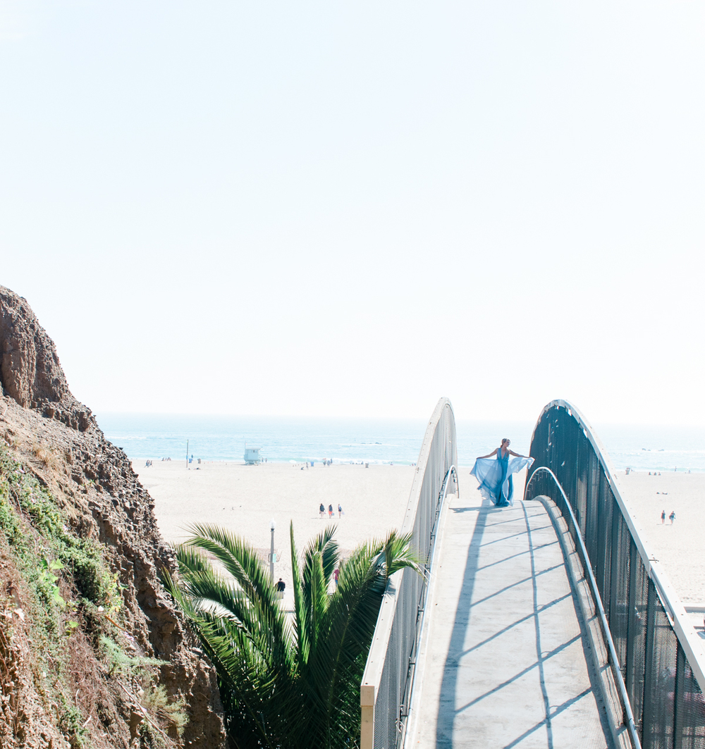 Santa Monica Pier Photography