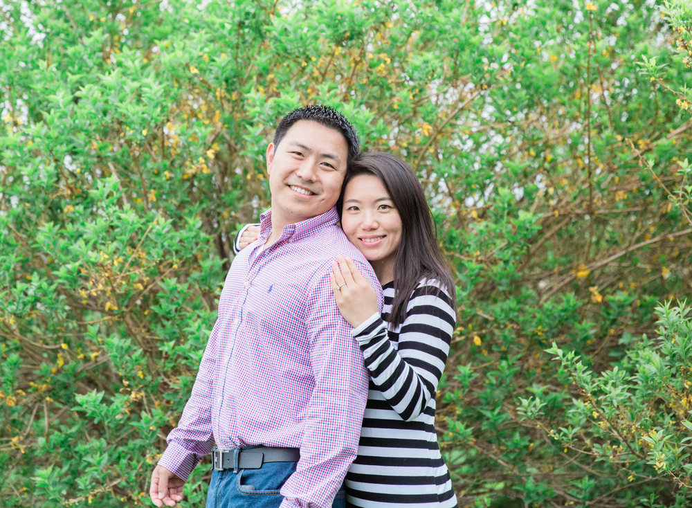 Olive Park Chicago Engagement Shoot