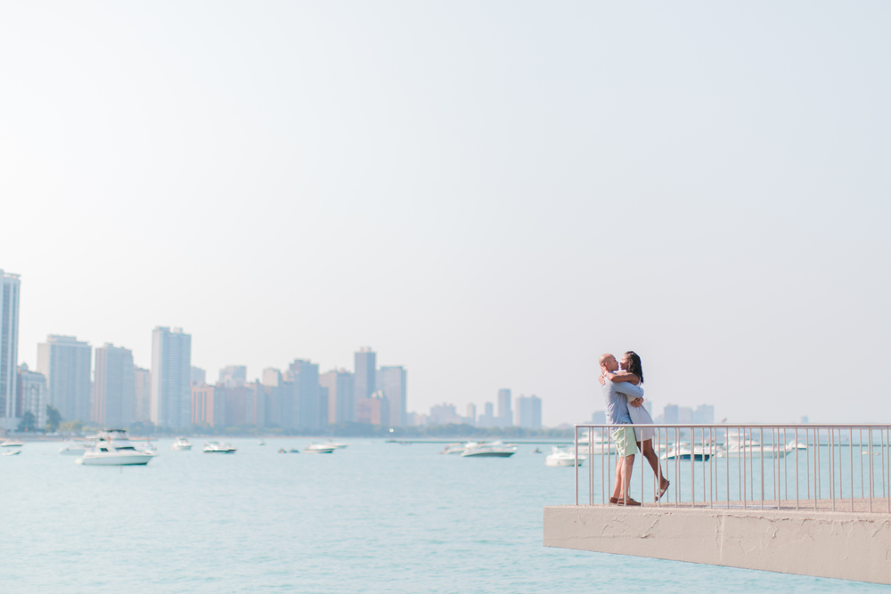 Bonphotage Chicago Engagement Session