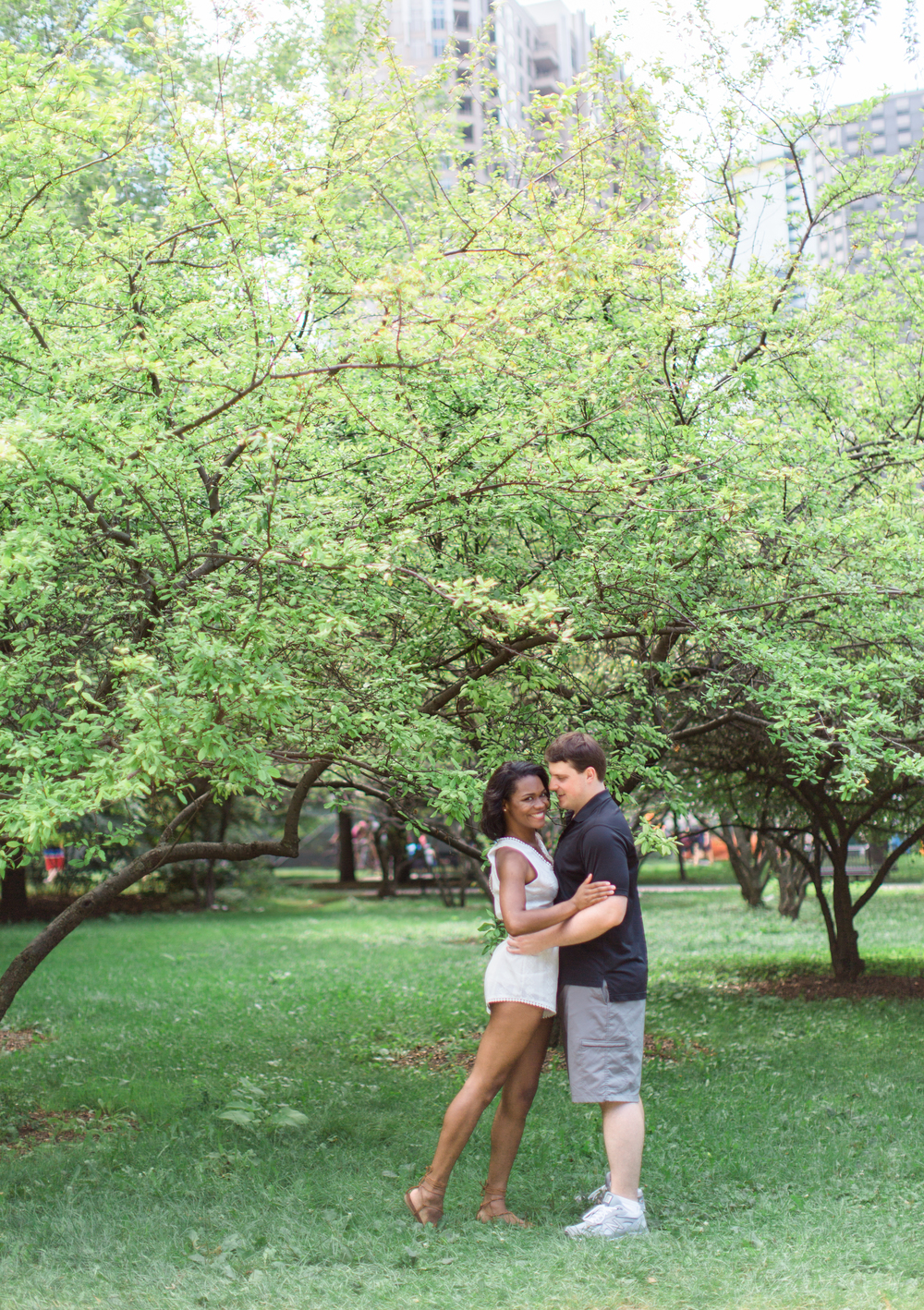 Bonphotage Chicago Engagement Session