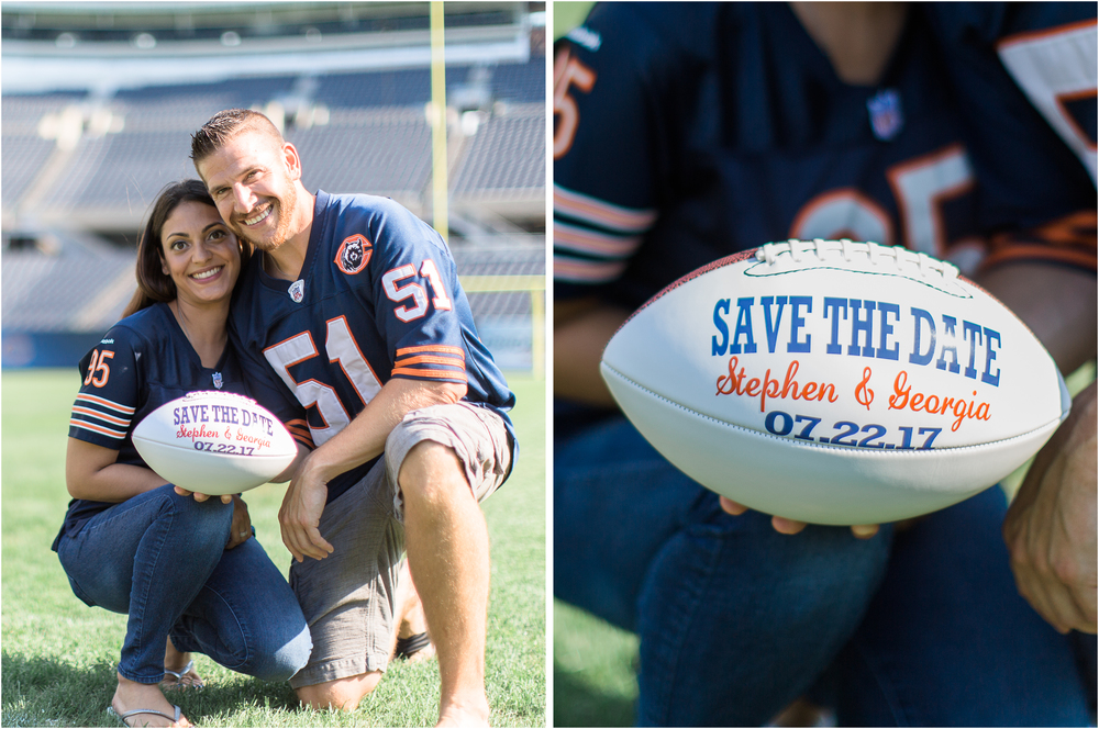 Bonphotage Soldier Field Engagement Photography