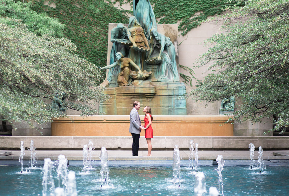 Bonphotage Art Institute Engagement Photography