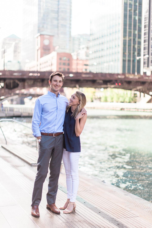 Bonphotage Chicago City Engagement Photography