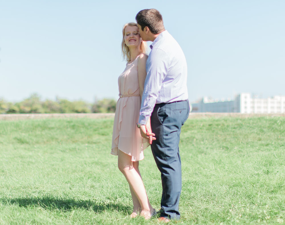 Bonphotage Milton Lee Olive Park Chicago Engagement Photography
