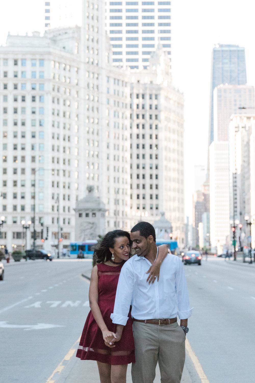 Bonphotage Chicago Engagement Photography