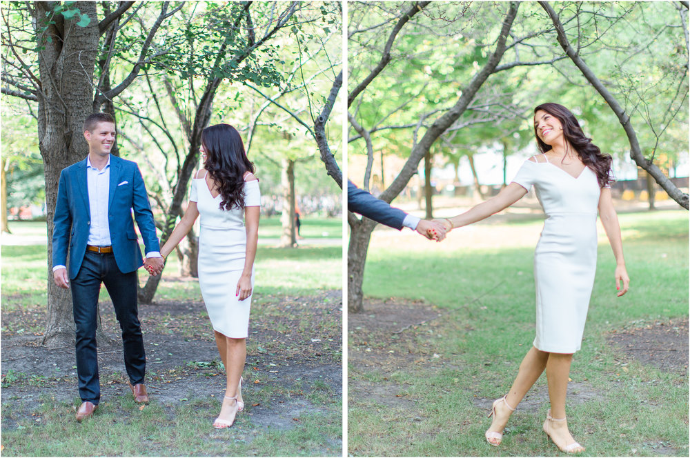 Bonphotage Milton Lee Olive Park Engagement Photography