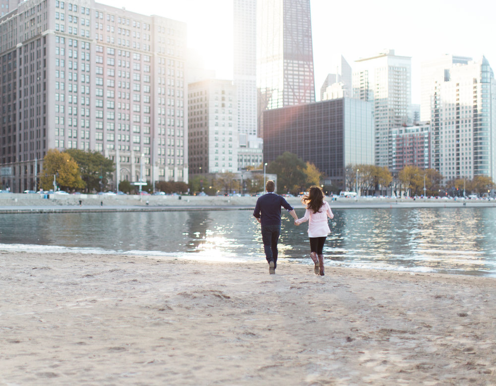 Bonphotage Chicago Engagement Photography