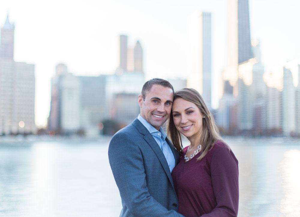 Bonphotage Olive Park Chicago Engagement Photography