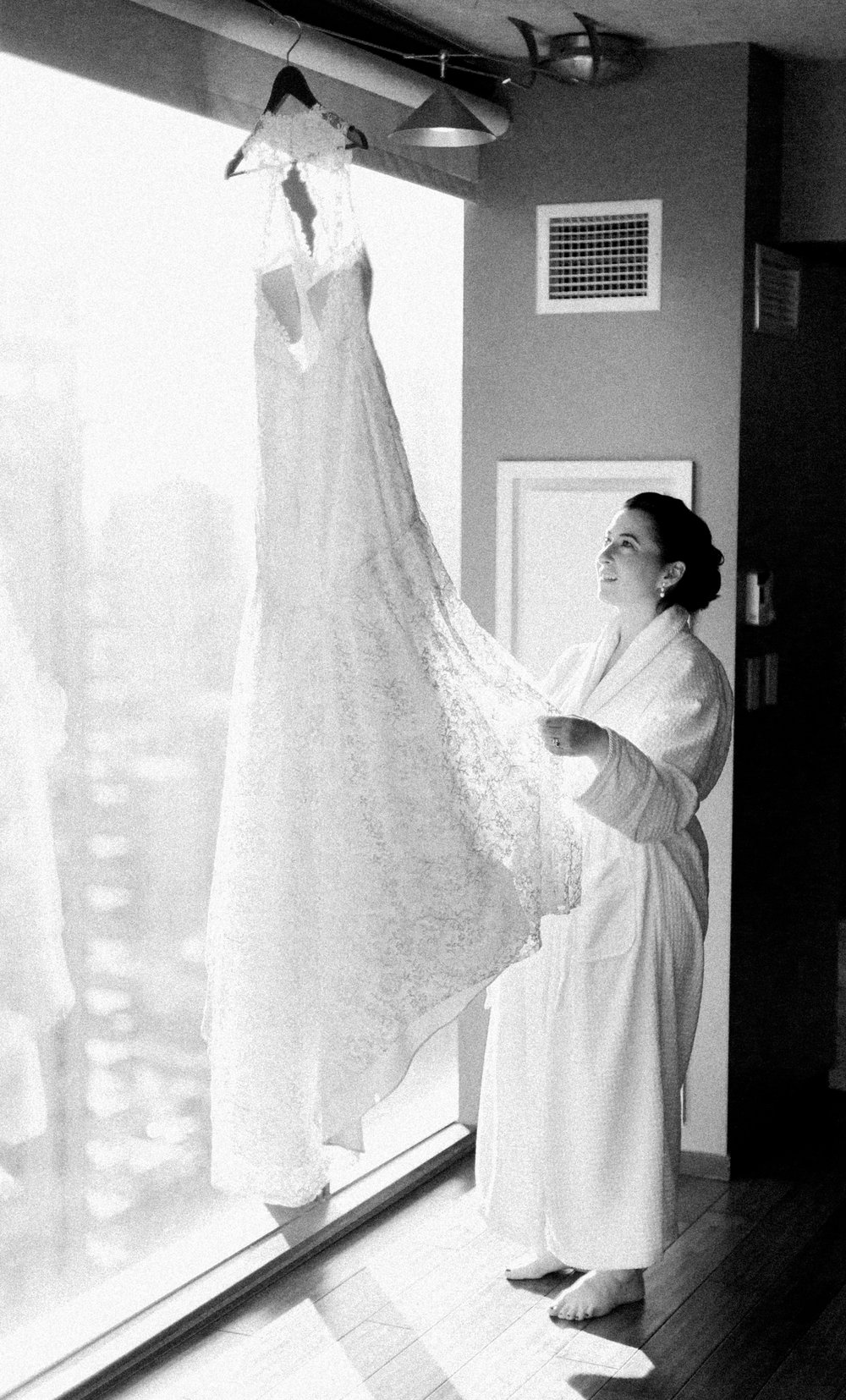 Bonphotage Chicago Dana Hotel Wedding Photography