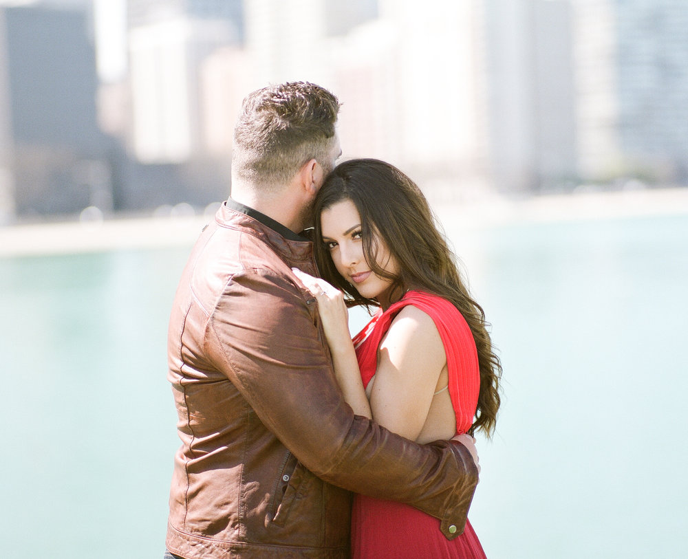 Bonphotage Celebrity Engagement Photography