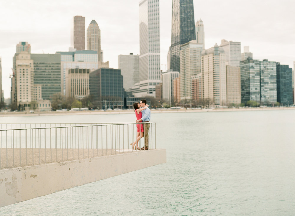 Bonphotage Fine Art Chicago Engagement Photography