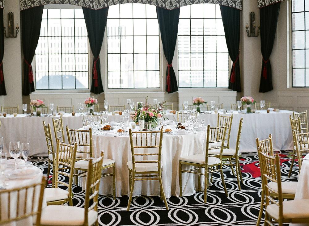 Chicago Fine Art Wedding Photography - Warwick Allerton Hotel