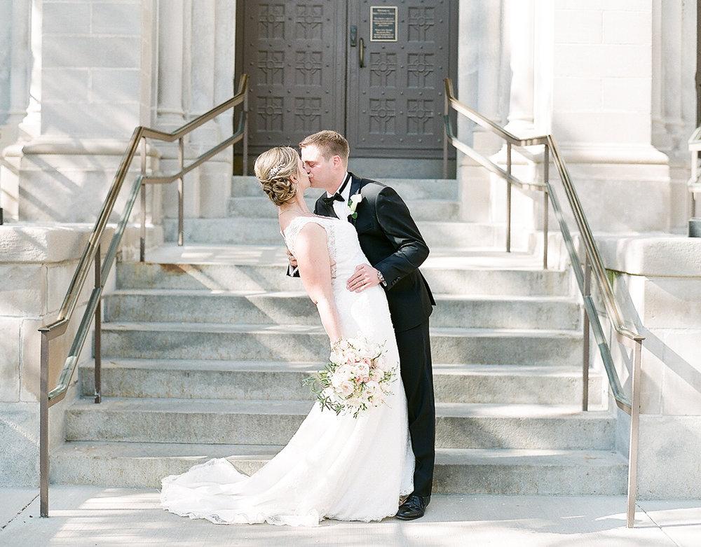 Chicago Fine Art Wedding Photography - St. Clement's Church