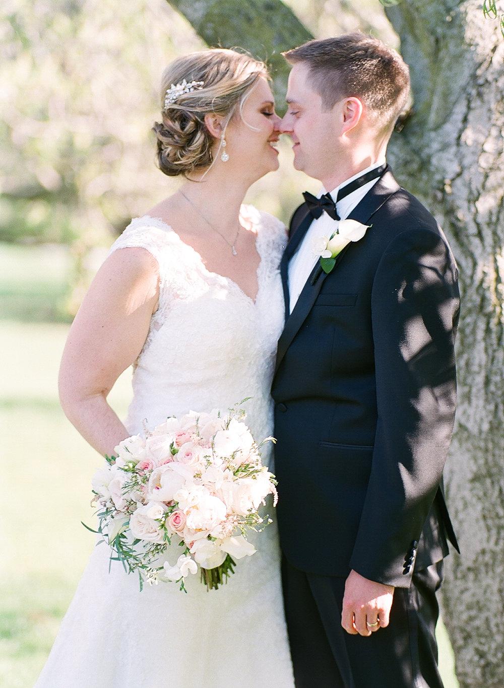 Lincoln Park Chicago Fine Art Wedding Photography