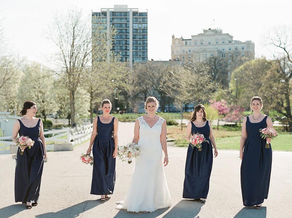 Chicago Lincoln Park Fine Art Wedding Photography
