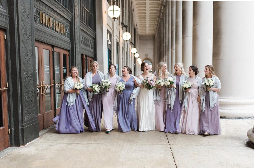 Chicago Fine Art Wedding Photography - Cafe Brauer