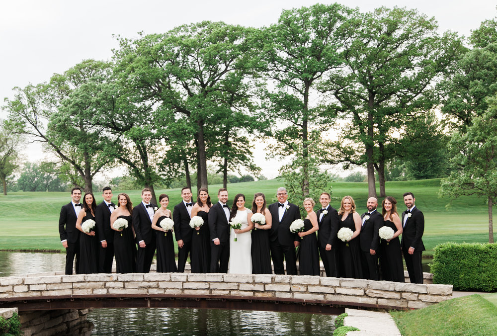 Chicago Fine Art Wedding Photography - Butterfield Country Club
