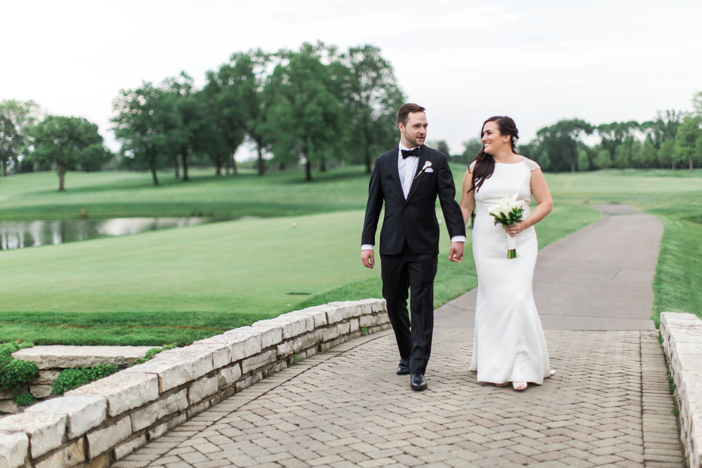 Chicago Fine Art Wedding Photography - Oakbrook